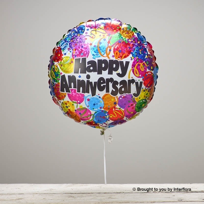 Happy Anniversary Balloon